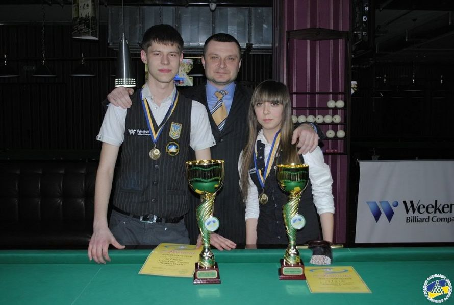 Криворожский бильярдист Влад Косогов 5 часов сражался за золотую медаль Кубка Украины. И победил! (ФОТО), фото-1