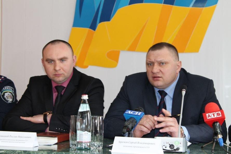 Сергей Братков: «Чтобы артемовская милиция выезжала на вызов, приходится идти на компромиссы!», фото-2