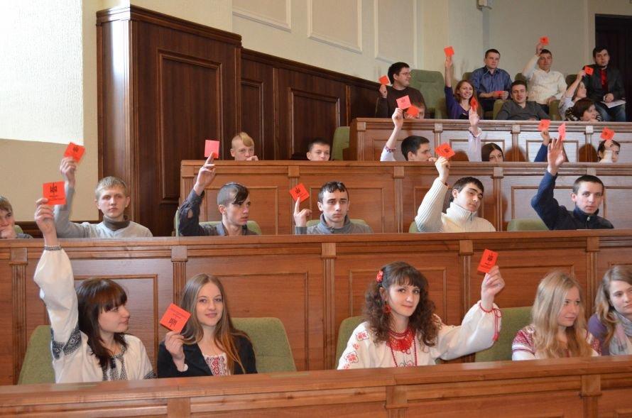 Ігор Гузь передав владу у жіночі руки, фото-1