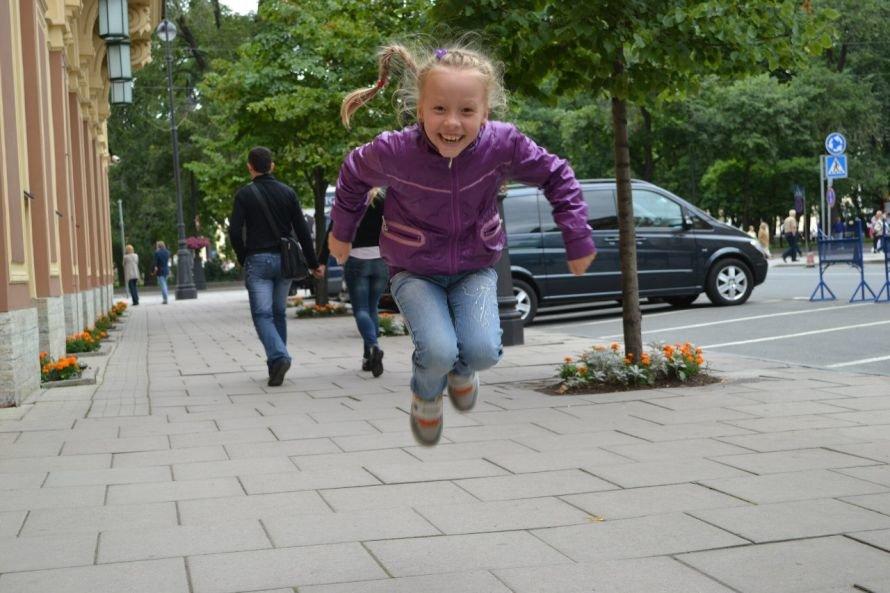 Олеся Шепелева 8 лет