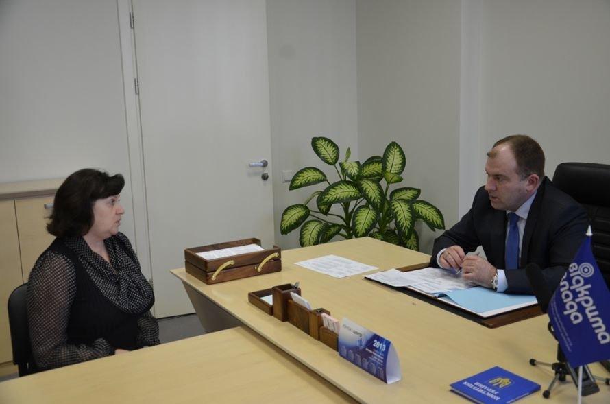 К днепропетровскому губернатору пришли ходоки (ФОТО), фото-1