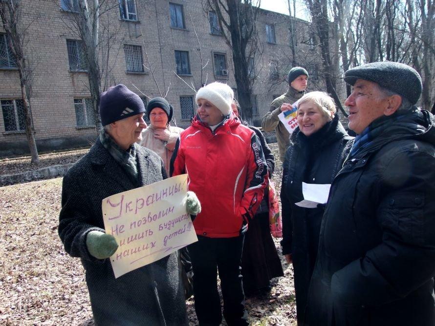 Донецкий суд не внял призыву противников добычи сланцевого газа «Шелл, гоу хоум!» (фото, видео), фото-1
