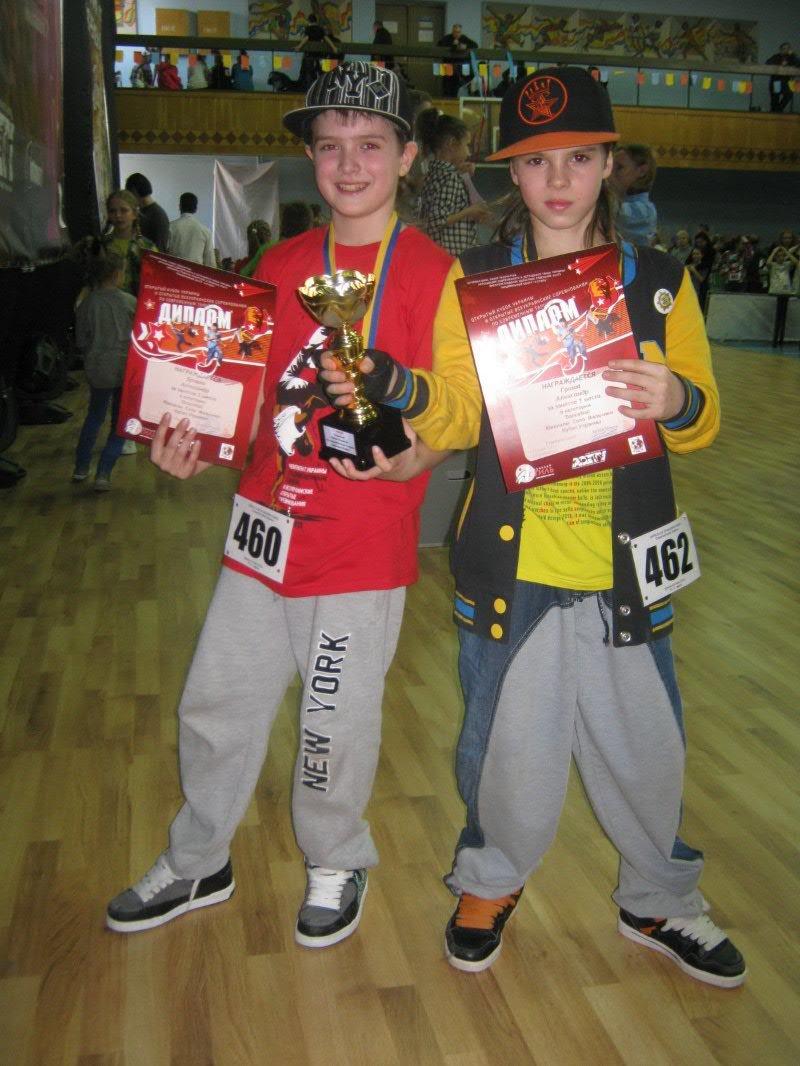Юные хип-хоперы из Кривого Рога взяли первые места в танцевальном конкурсе (ФОТО), фото-2