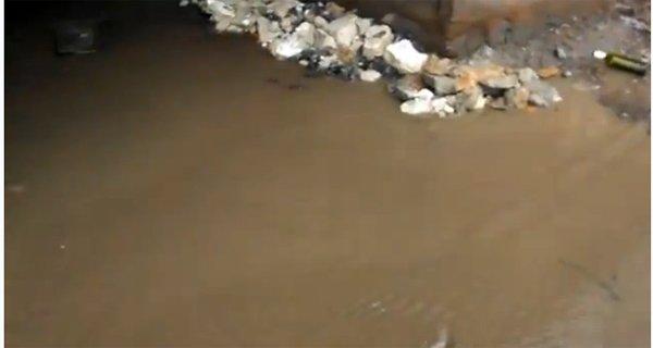 «Седые» коммунальные проблемы: в Горловке подвалы одного из домов затапливает более 5 лет, фото-6
