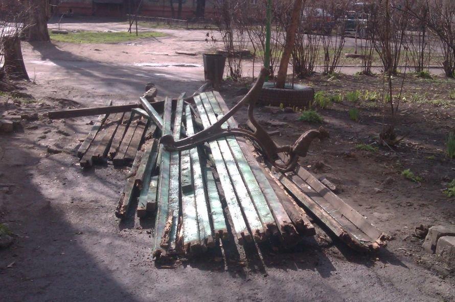 Жители Кривого Рога жалуются на металлоломщиков и бездействие милиции (ФОТО), фото-1