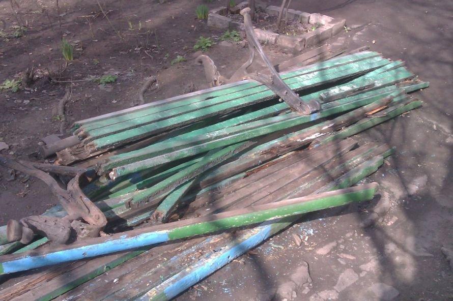 Жители Кривого Рога жалуются на металлоломщиков и бездействие милиции (ФОТО), фото-2