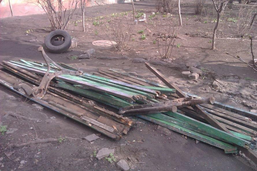 Жители Кривого Рога жалуются на металлоломщиков и бездействие милиции (ФОТО), фото-3