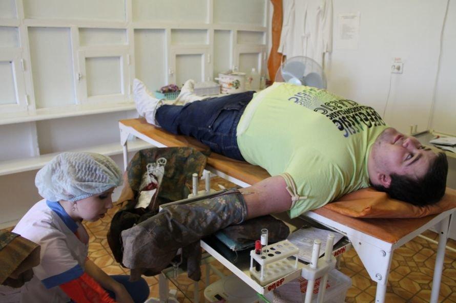Артемовск: в акции «Капля жизни» уже приняли участие 27 человек, фото-8