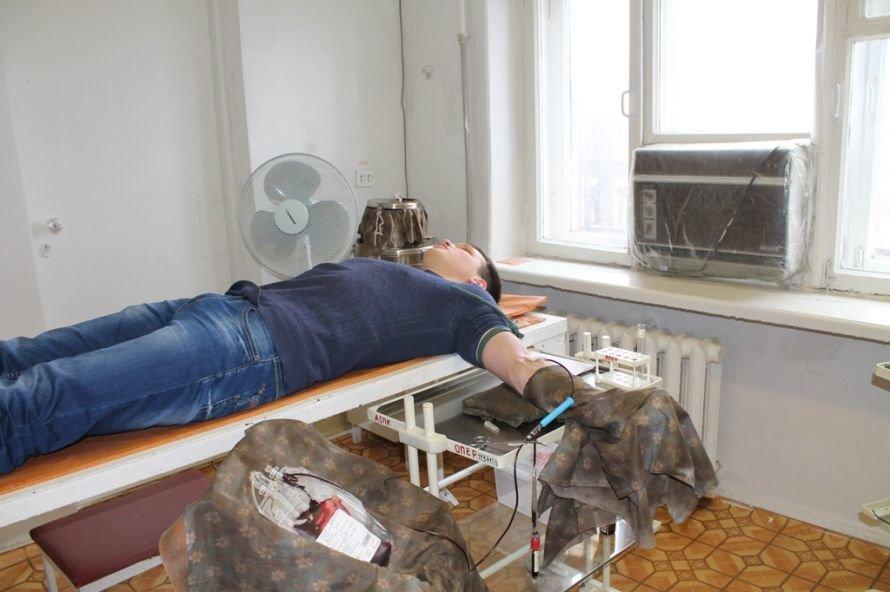 Артемовск: в акции «Капля жизни» уже приняли участие 27 человек, фото-7