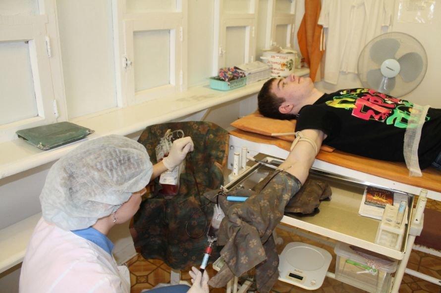 Артемовск: в акции «Капля жизни» уже приняли участие 27 человек, фото-6