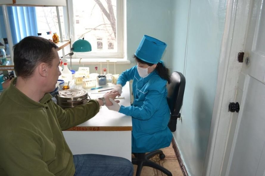 Криворожские МЧСники стали донорами крови для чернобыльцев (ФОТО), фото-2