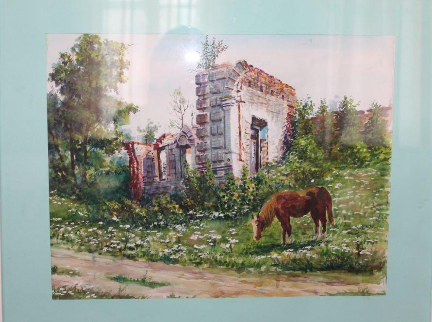 В Артемовском музее открылась выставка «В стиле старых мастеров», фото-5