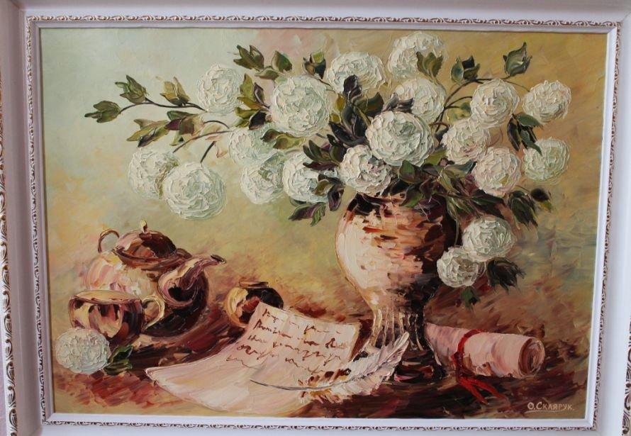 В Артемовском музее открылась выставка «В стиле старых мастеров», фото-9