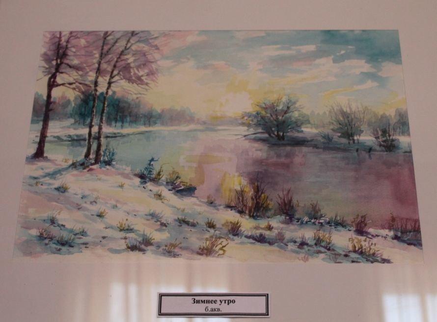 В Артемовском музее открылась выставка «В стиле старых мастеров», фото-1