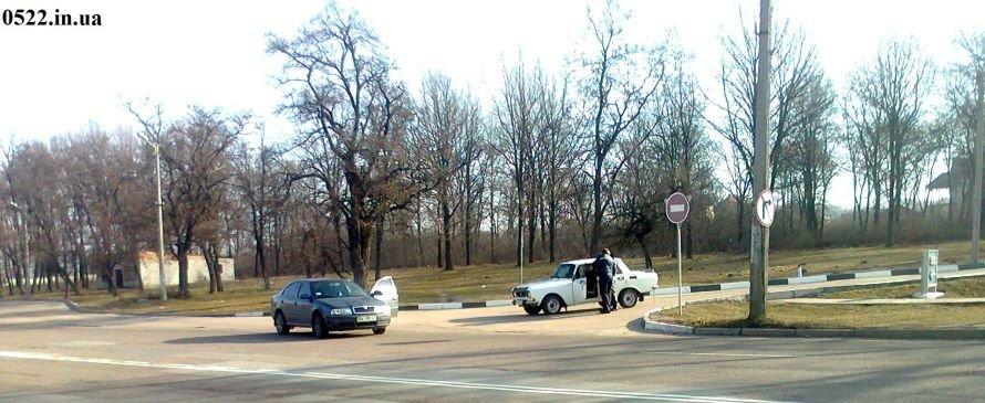 Сегодня утром в Кировограде задержали пьяного водителя (фото), фото-1