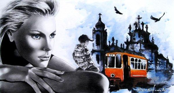 Горловчан приглашают на выставку Сафонова, фото-1