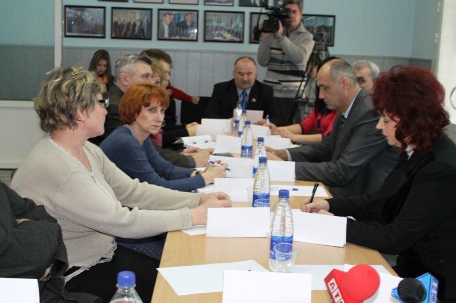 В Артемовске началась дискуссия по проблемам и перспективам добычи сланцевого газа (ВИДЕО), фото-4