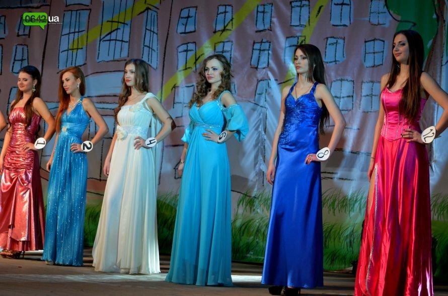 В Луганском ВУЗе выбрали «Красавицу факультета 2013» (ФОТО), фото-2