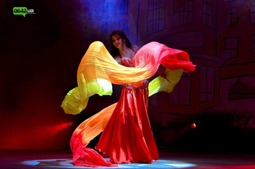 В Луганском ВУЗе выбрали «Красавицу факультета 2013» (ФОТО), фото-5