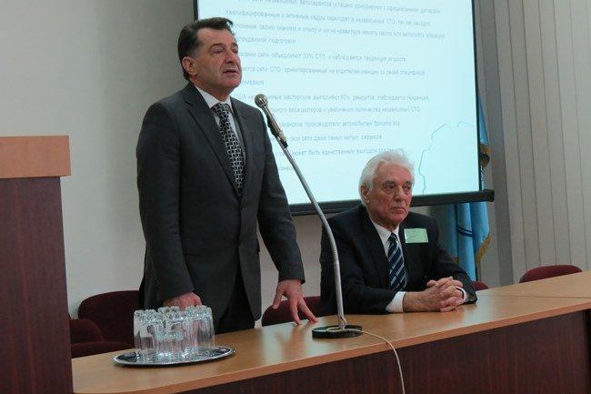 В Украине основан первый клуб директоров автосервиса. В числе его членов и горловчане, фото-3