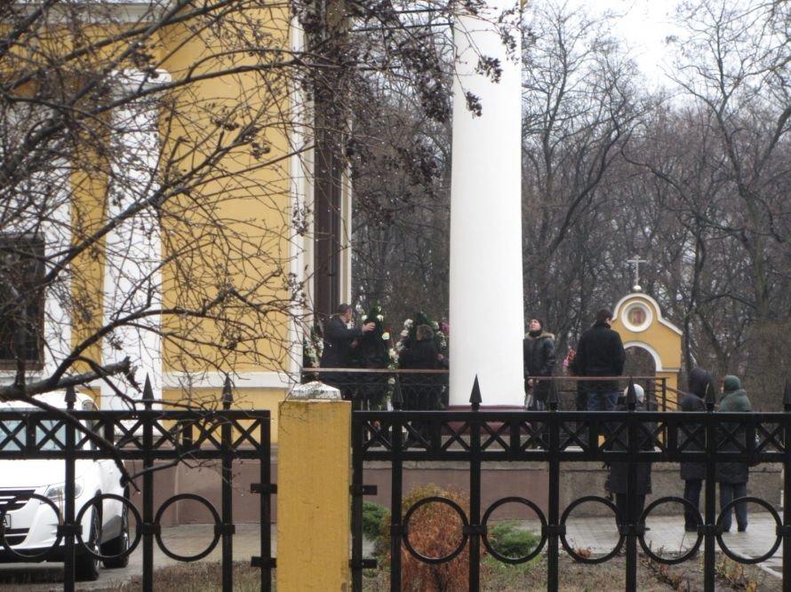 Днепропетровск прощается с жертвами ДТП на Победе (РЕПОРТАЖ С МЕСТА СОБЫТИЙ, ФОТО), фото-1