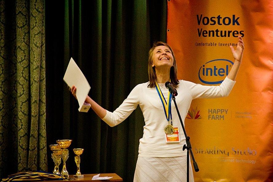 Клипмейкер из Луганска заняла 2 место на чемпионате компьютерных талантов «Золотой Байт» в Киеве (ФОТО), фото-1