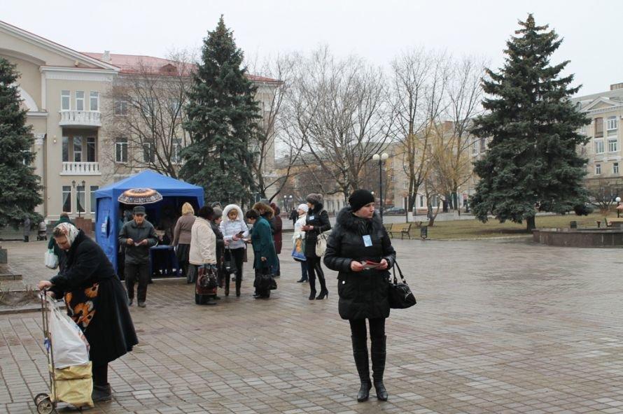 В Артемовске День борьбы с туберкулезом отметили информационной акцией, фото-1
