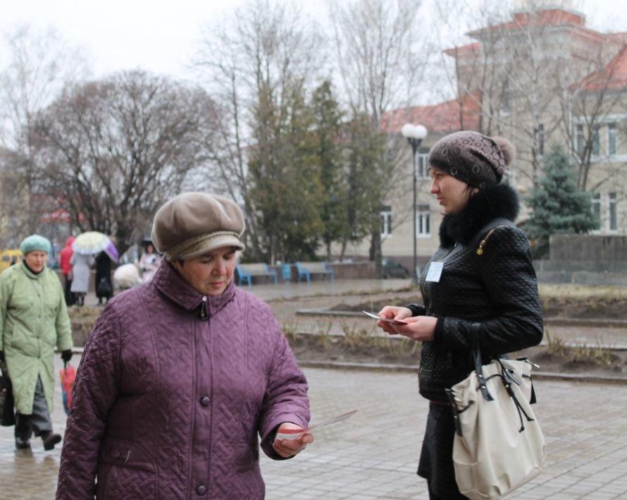 В Артемовске День борьбы с туберкулезом отметили информационной акцией, фото-4