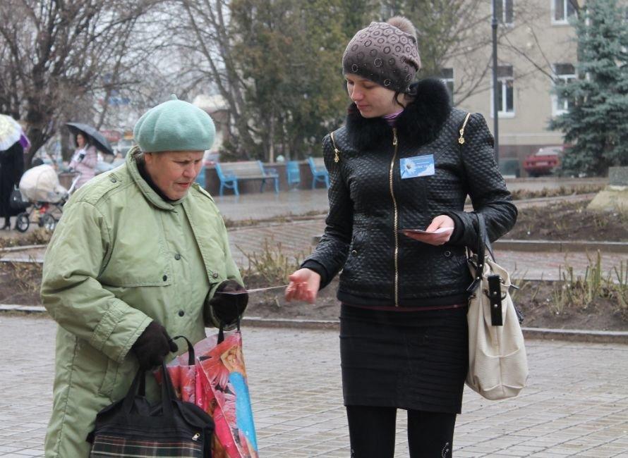 В Артемовске День борьбы с туберкулезом отметили информационной акцией, фото-5