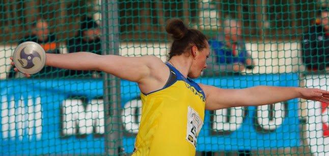 Артемовская спортсменка стала бронзовым призером на Чемпионатах Европы и мира по метанию диска, фото-2