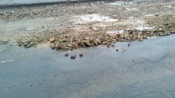 Горловские чиновники опробуют новые технологии в ремонте дорог, фото-3