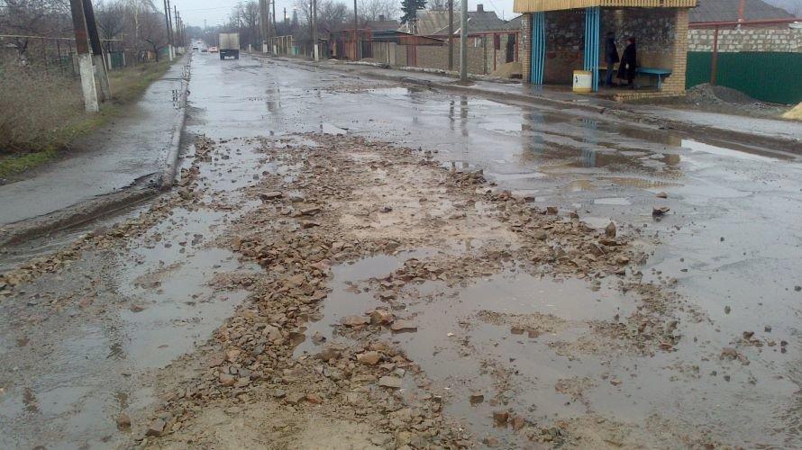 Горловские чиновники опробуют новые технологии в ремонте дорог, фото-5