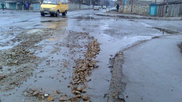 Горловские чиновники опробуют новые технологии в ремонте дорог, фото-8