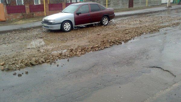 Горловские чиновники опробуют новые технологии в ремонте дорог, фото-2