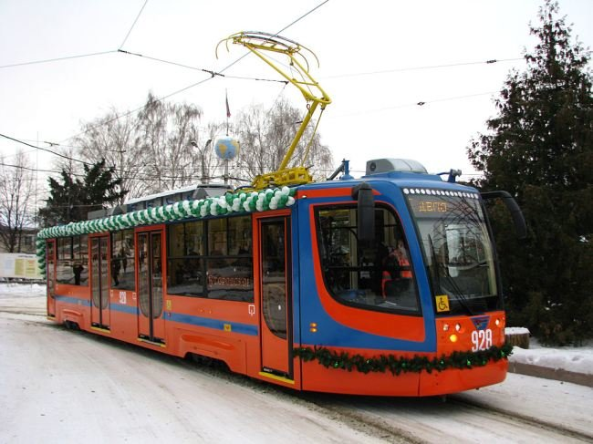Запорожский транспорт: трамвай (ФОТО), фото-8