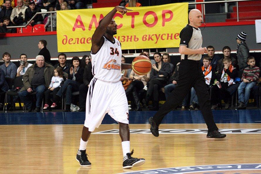 Победа над «Спартаком» выводит «Донецк» в плей-офф единой лиги ВТБ (фото), фото-2