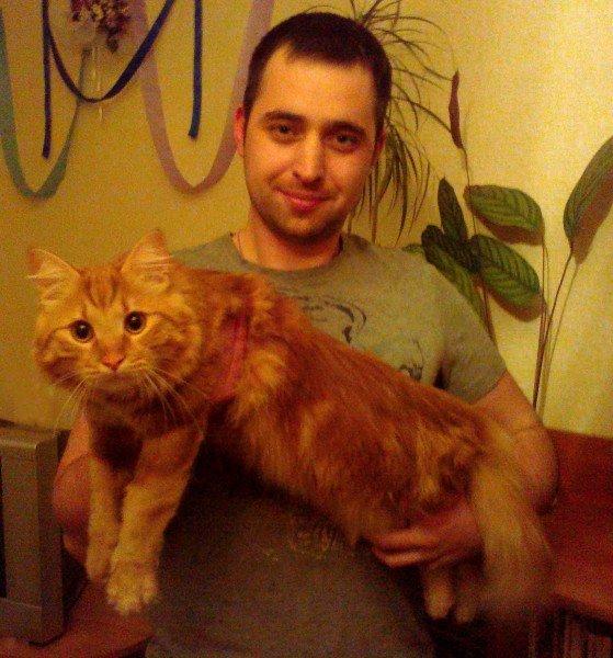 Стартовало рейтинговое голосование за лучших людей и кошек Кривого Рога! (ФОТО), фото-7