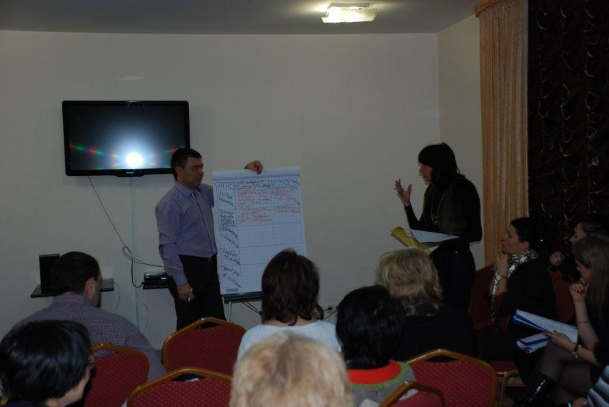 В Мариуполе прошел семинар «Профессиональная риэлторская услуга» (ФОТО), фото-1