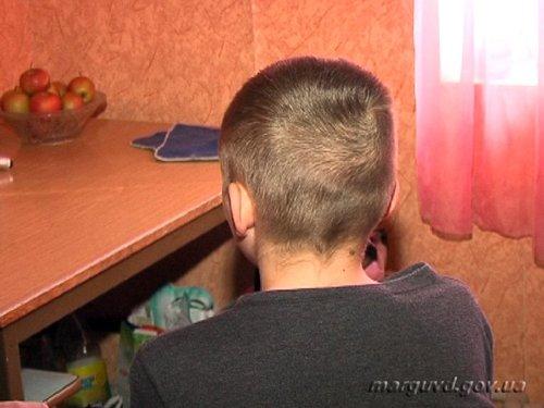 В Мариуполе милиция 12 раз возвращала детей домой, фото-1