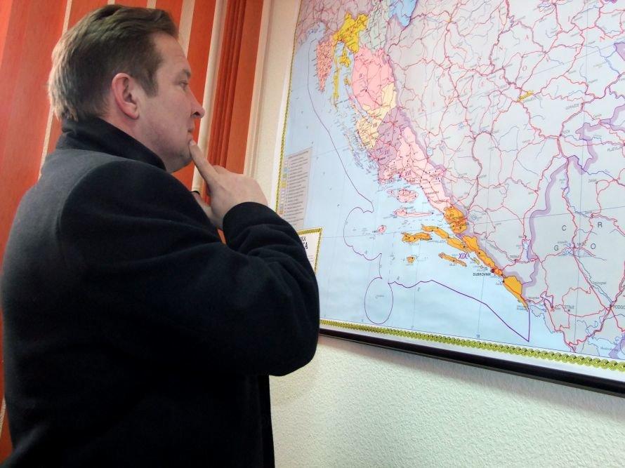 В Донецке открылось консульство Хорватии (фото), фото-3