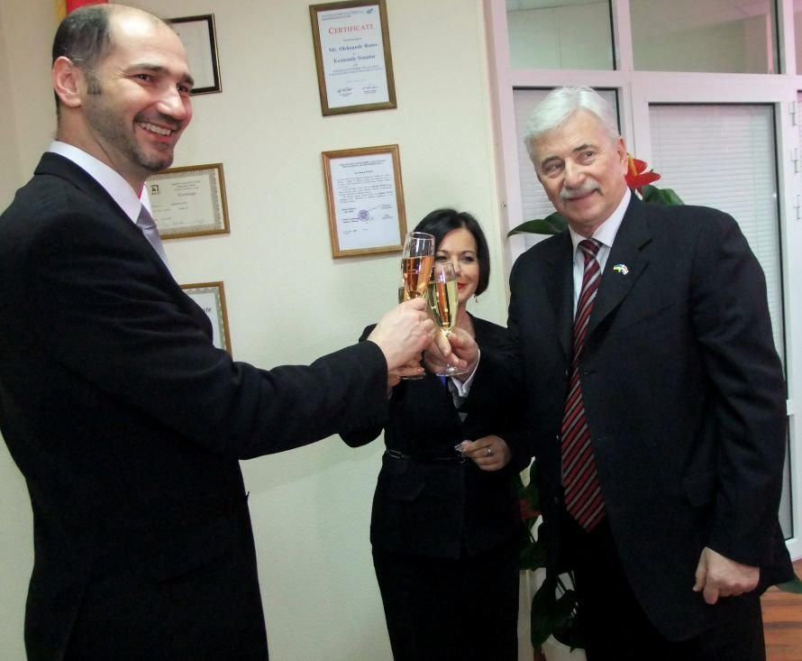 В Донецке открылось консульство Хорватии (фото), фото-1