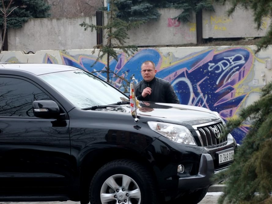 В Донецке открылось консульство Хорватии (фото), фото-4