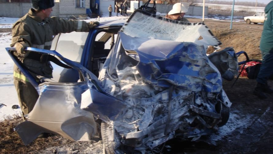 4 человека погибло в страшном ДТП в Ульяновской области, фото-1