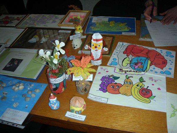 Дети работников горловской ИК № 27 порадовали своими творческими работами, фото-8