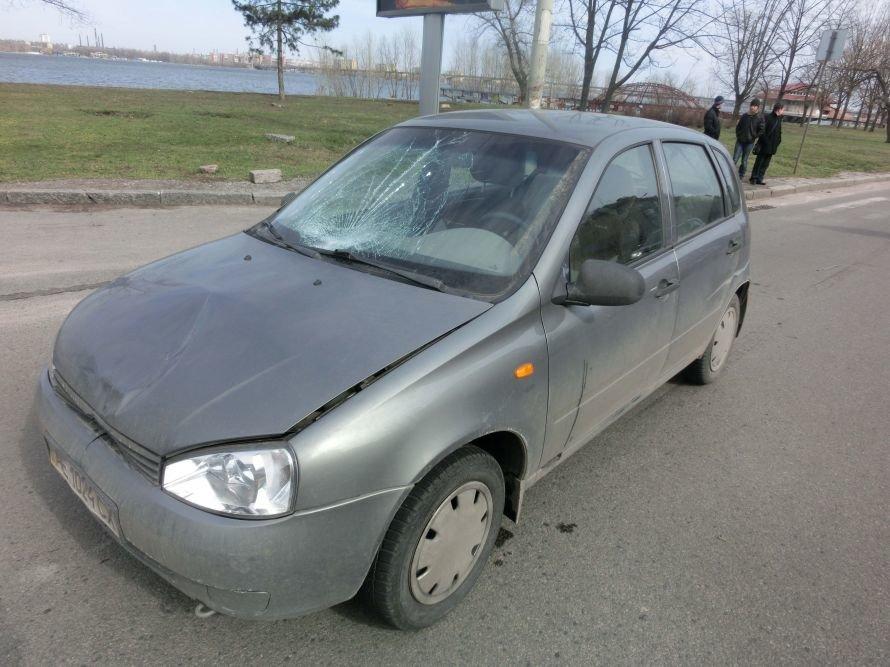 В Днепропетровске лихач за рулем покалечил бабушку (ФОТО), фото-2