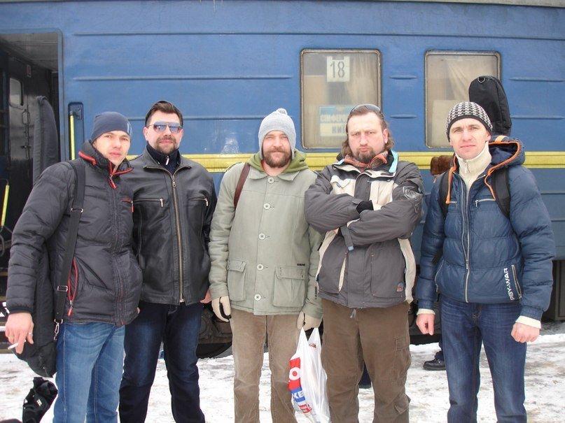 Ялтинские музыканты обсудят летний подвиг участника проекта «NAKED DJs» Павла Петеля в эфире программы «Говорит Украина», фото-1