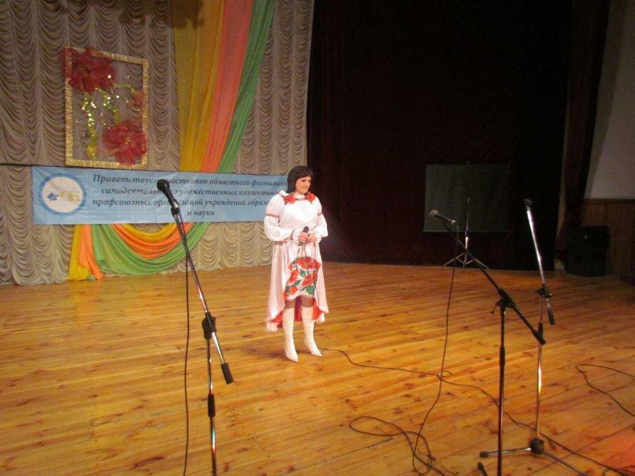 В Мариуполе члены профосоюза пели, танцевали и угощали виноградом (ФОТО), фото-2