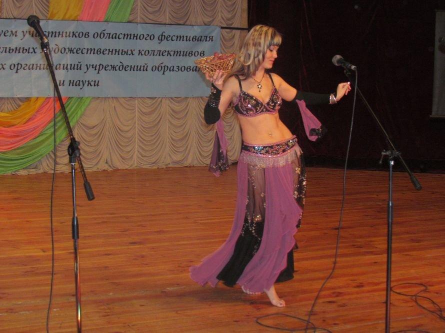 В Мариуполе члены профосоюза пели, танцевали и угощали виноградом (ФОТО), фото-5
