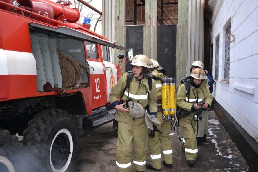Криворожские МЧСники тушили в сауне воображаемый пожар (ФОТО), фото-1