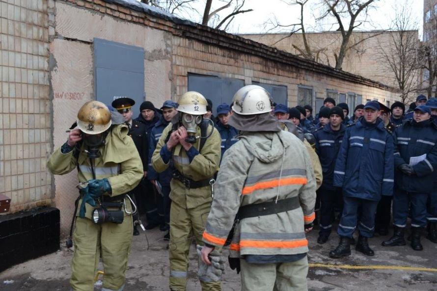 Криворожские МЧСники тушили в сауне воображаемый пожар (ФОТО), фото-3